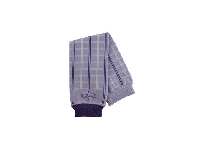 BabyLegs - PURPLE PLAID DOPRODEJ