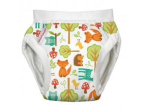 3727Potty training pants woodland