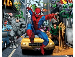 Walltastic(TM) 3D Tapeta - SPIDERMAN 2