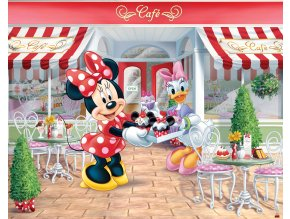 Walltastic(TM) 3D Tapeta - MINNIE