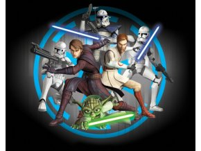 Walltastic(TM) 3D Tapeta - STAR WARS
