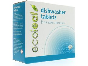ecoleaf dishwasher tablets 70