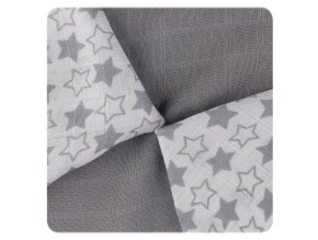 9304 bmb 30x30 little stars silver mix bcc