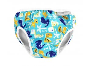 IV swim diaper turquoise dino grey WEB01