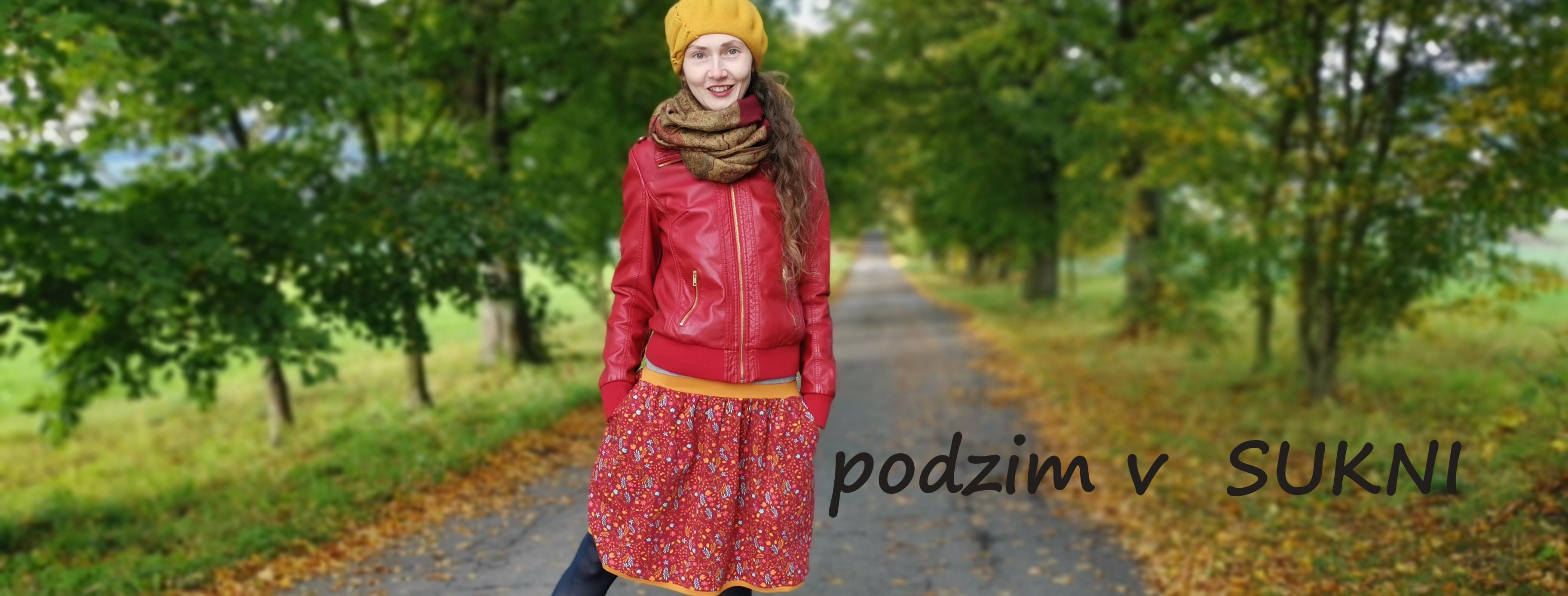 Podzim v nové sukni