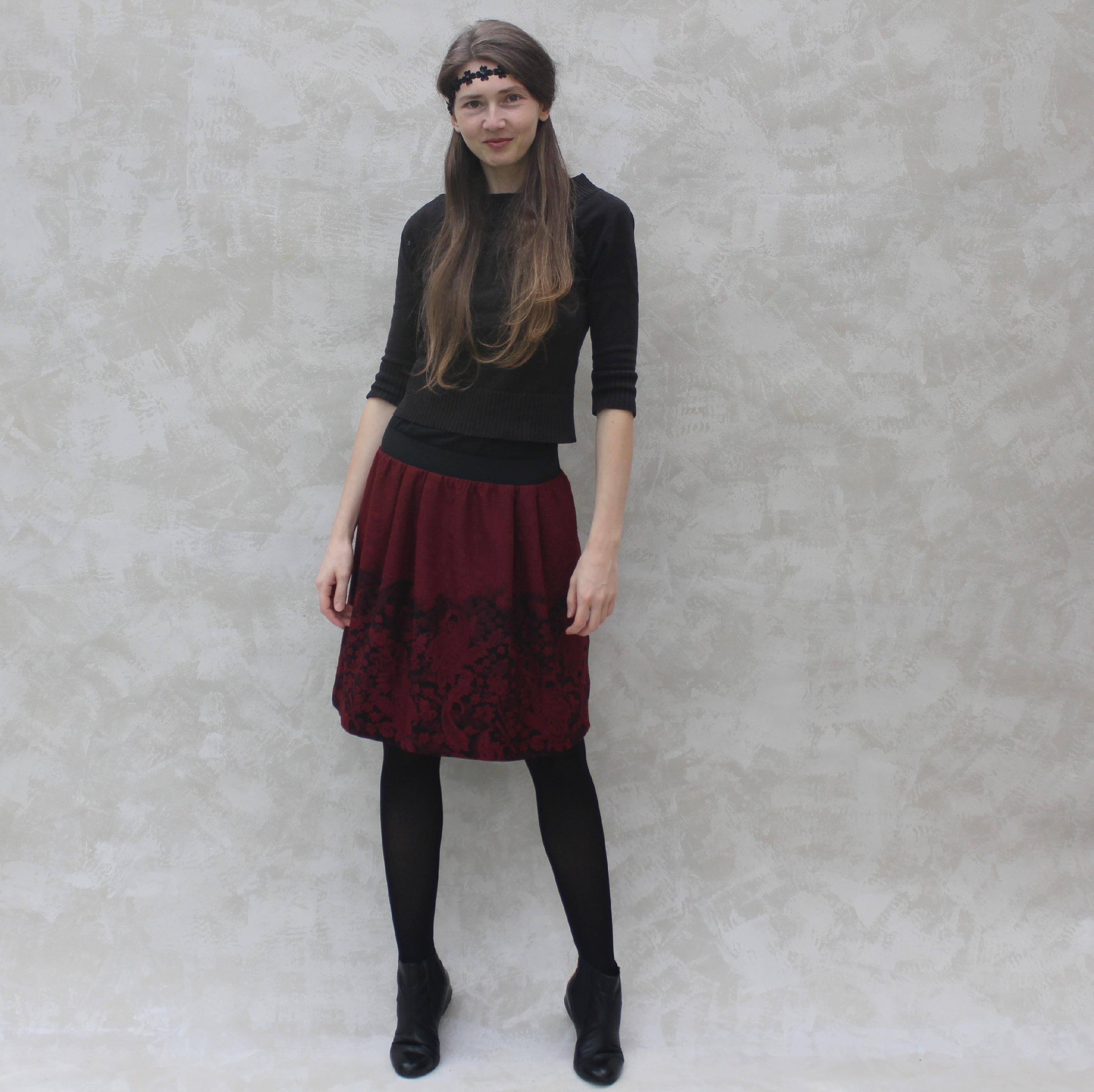 Áčkové sukně