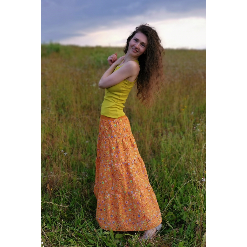 Slunečná žena