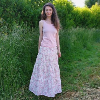 maxi sukně