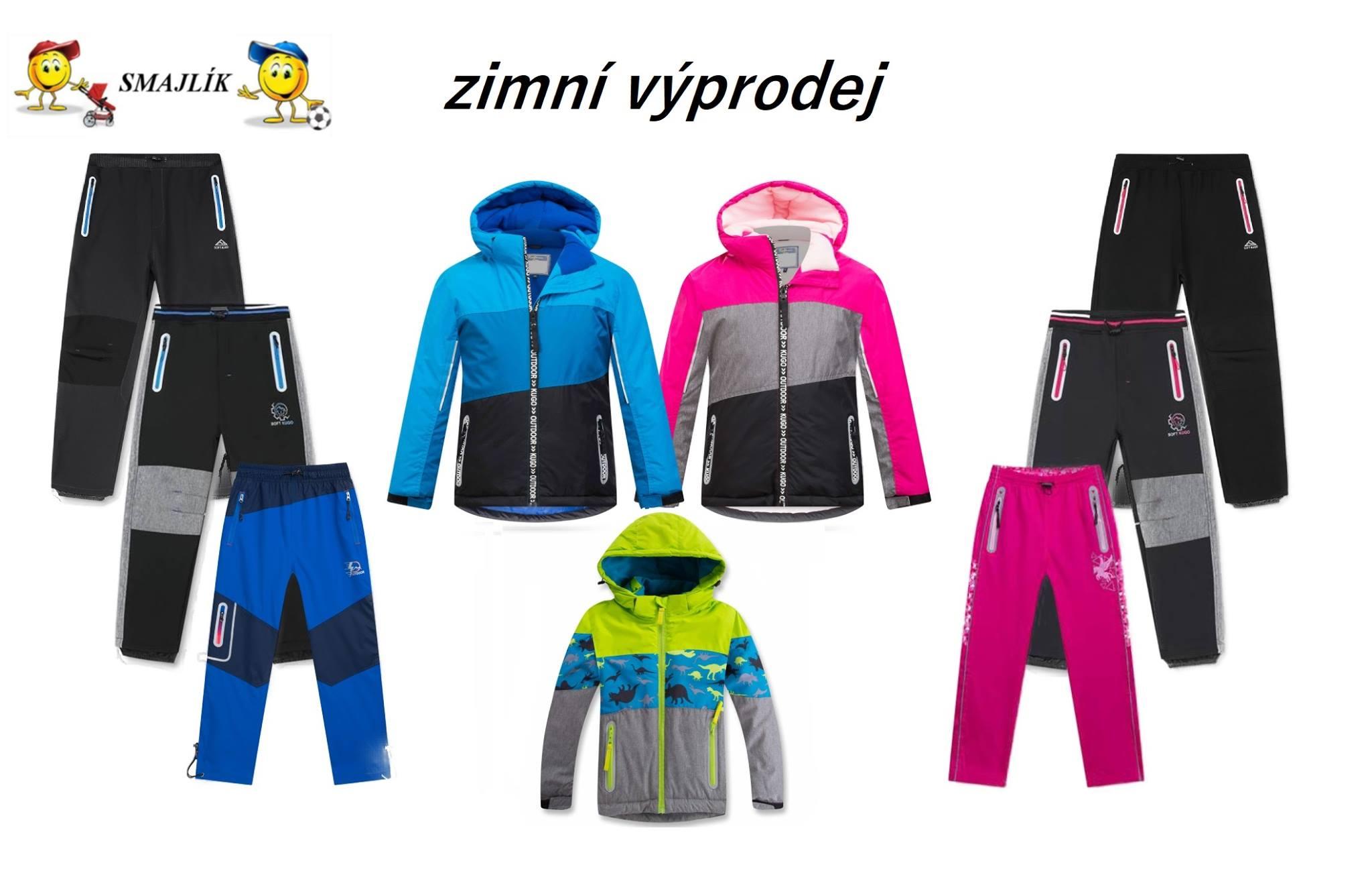 Výprodej zimního oblečení !!