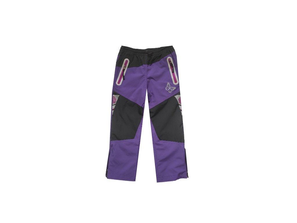 oteplené kalhoty