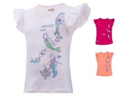 tričko dívčí Wolf (2)