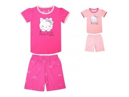 letní pyžamo 2164