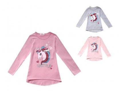 trička dl.unicorn
