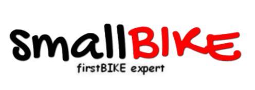smallBIKE - FirstBIKE expert