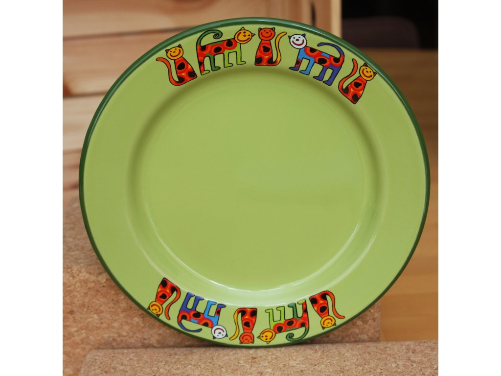2396 talir zeleny kocka s teckama