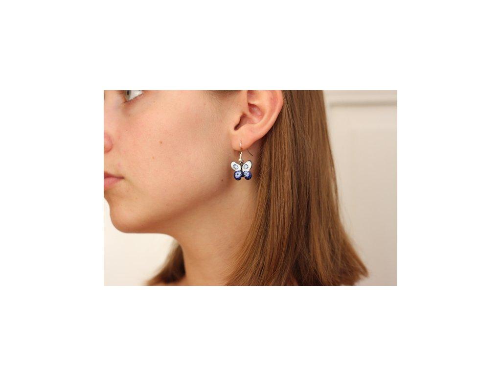 butterly earrings