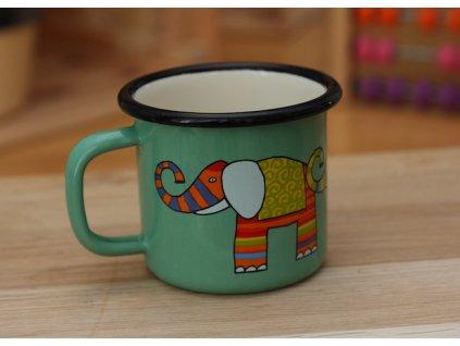 Hrneček se slonem