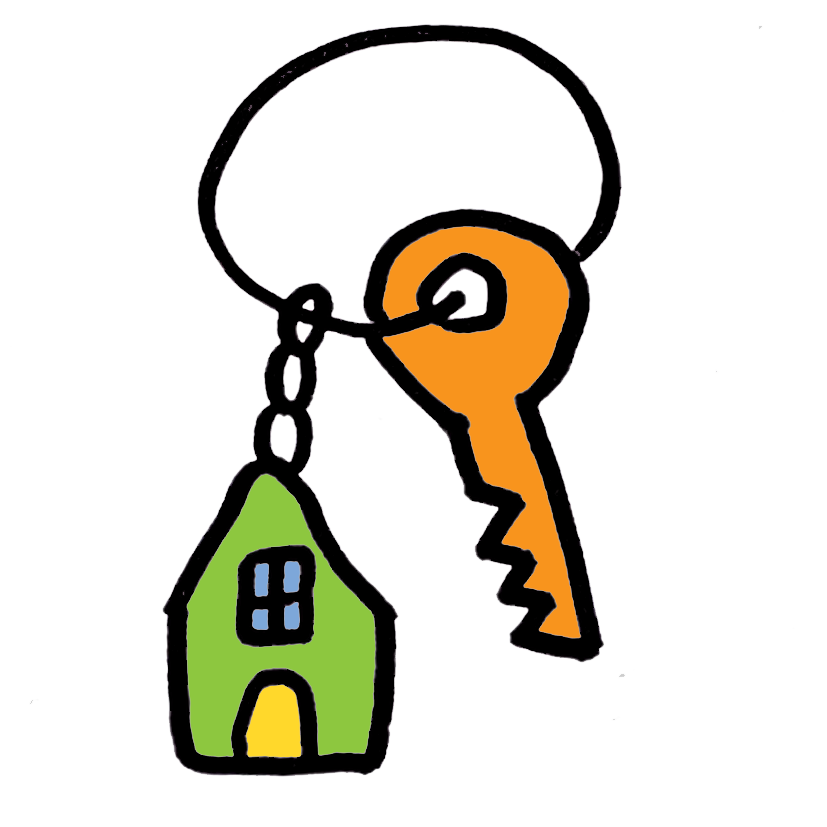 Přívěšky na klíče / Keychains