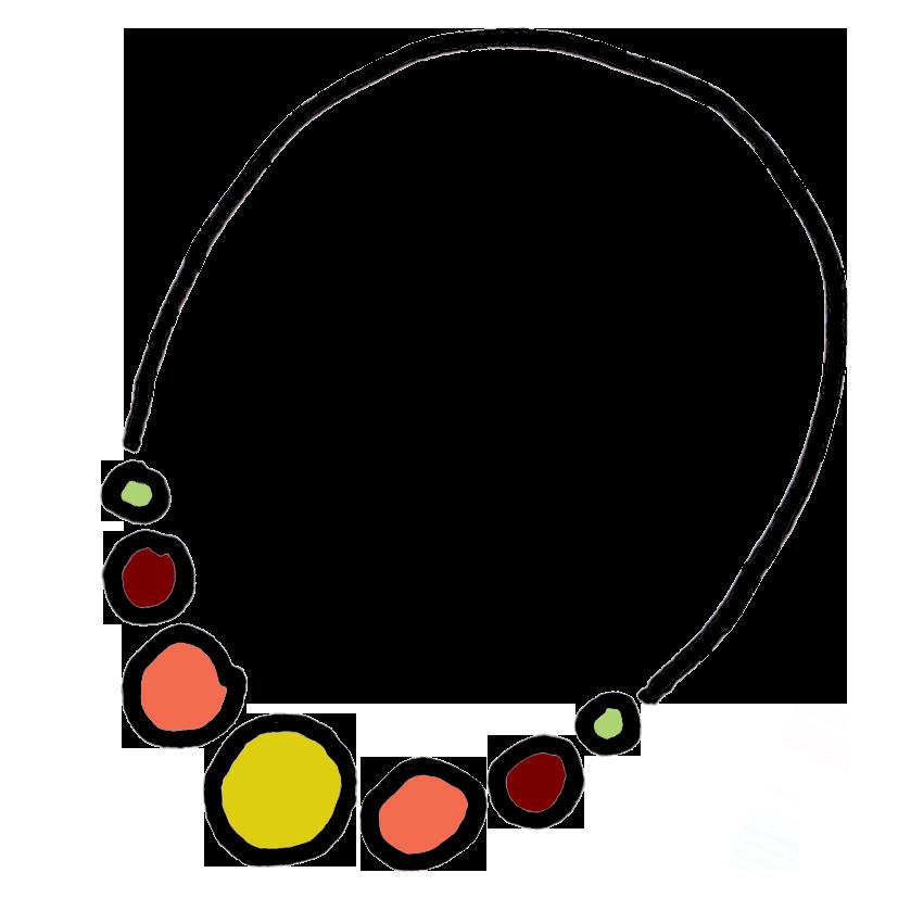 Náhrdelníky / Necklaces