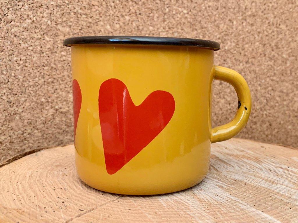 Mug with heart