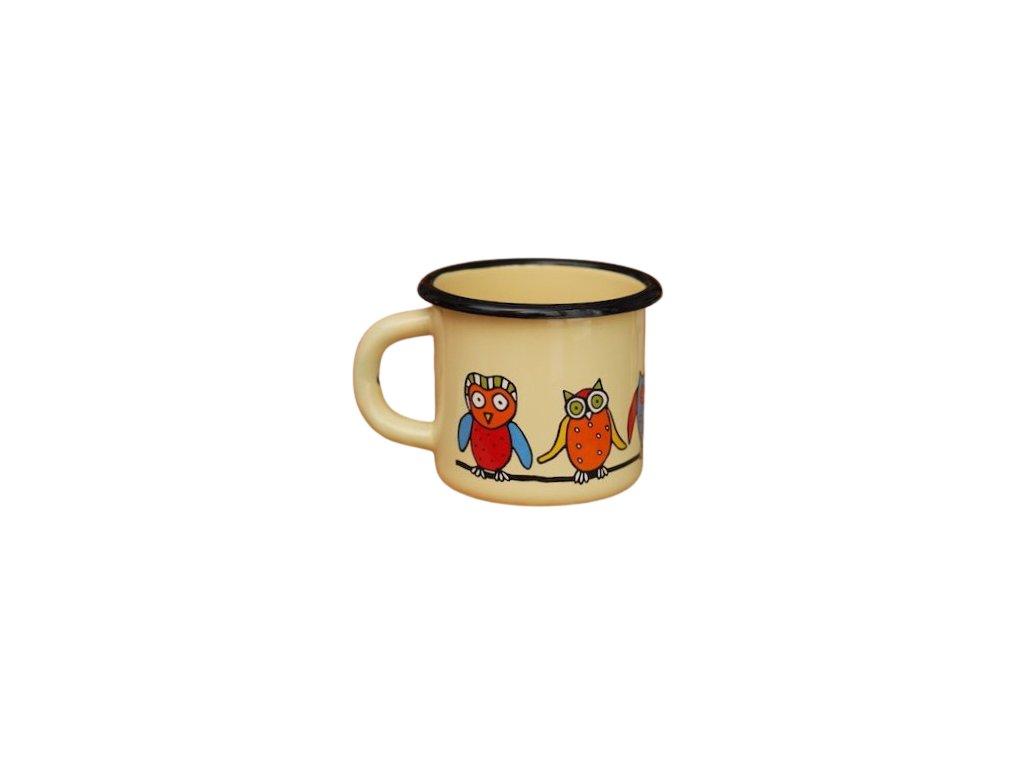 1521 mug with an owl