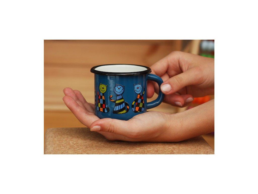 Mug with a cat