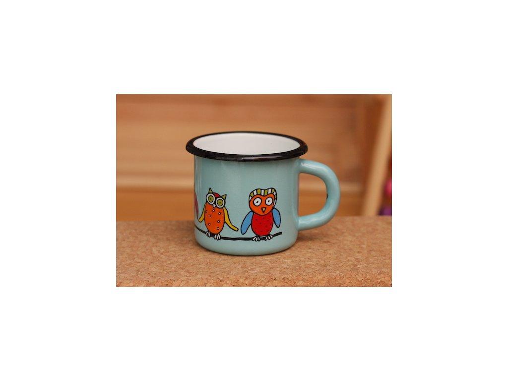 Hrnek se sovou/ Mug with an owl