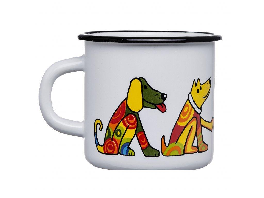 Hrnek se psem / Mug with a dog