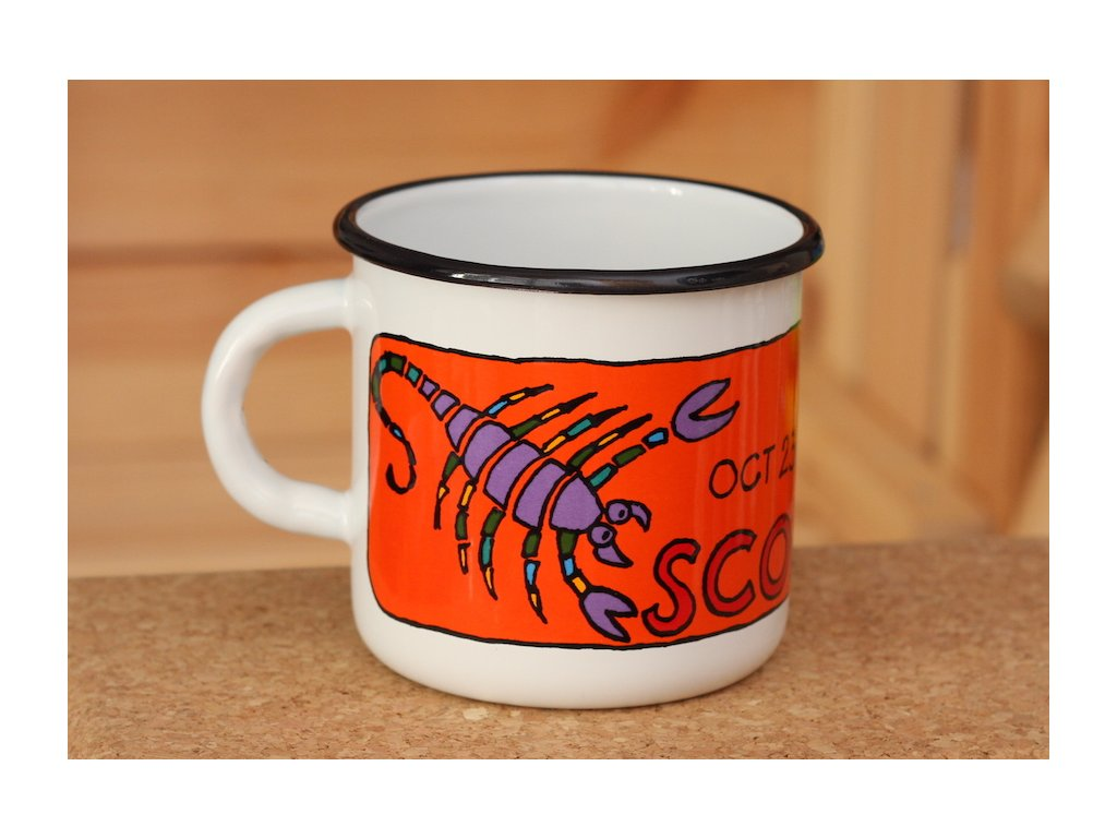 Mug - Scorpio