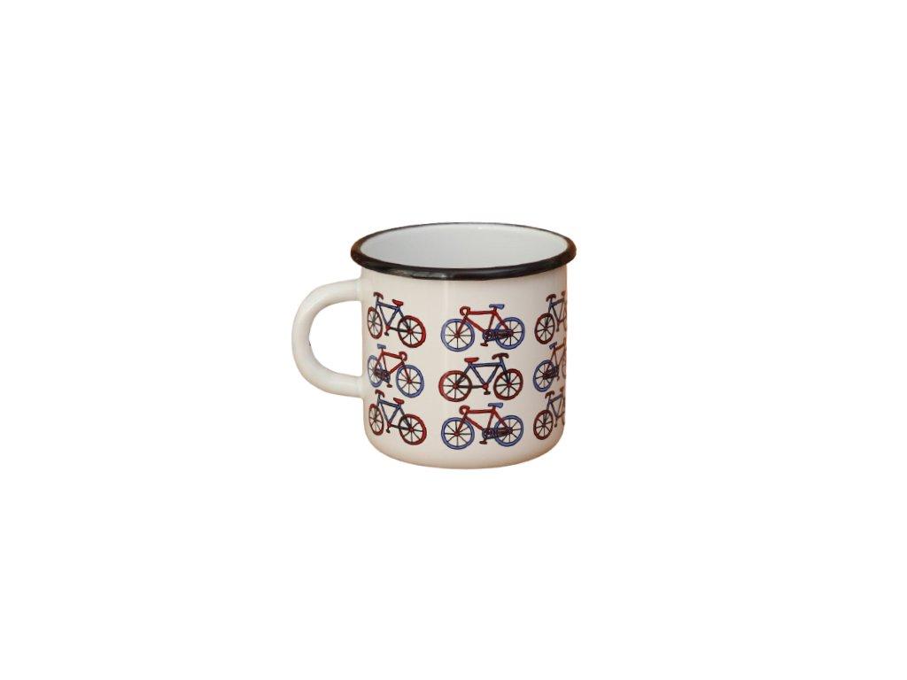 2028 white mug with small bikes