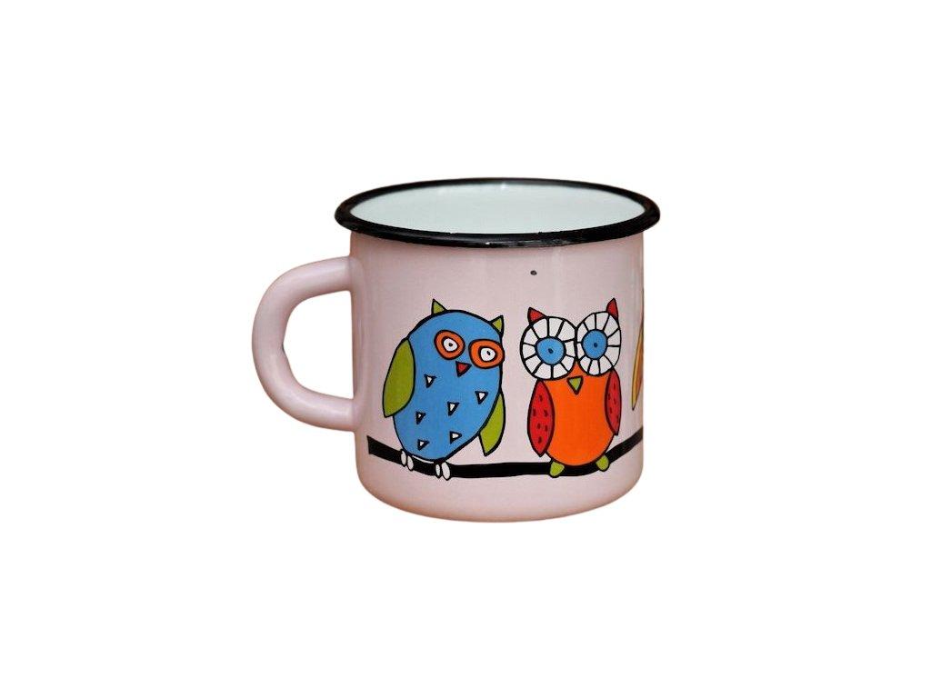 3035 mug with an owl
