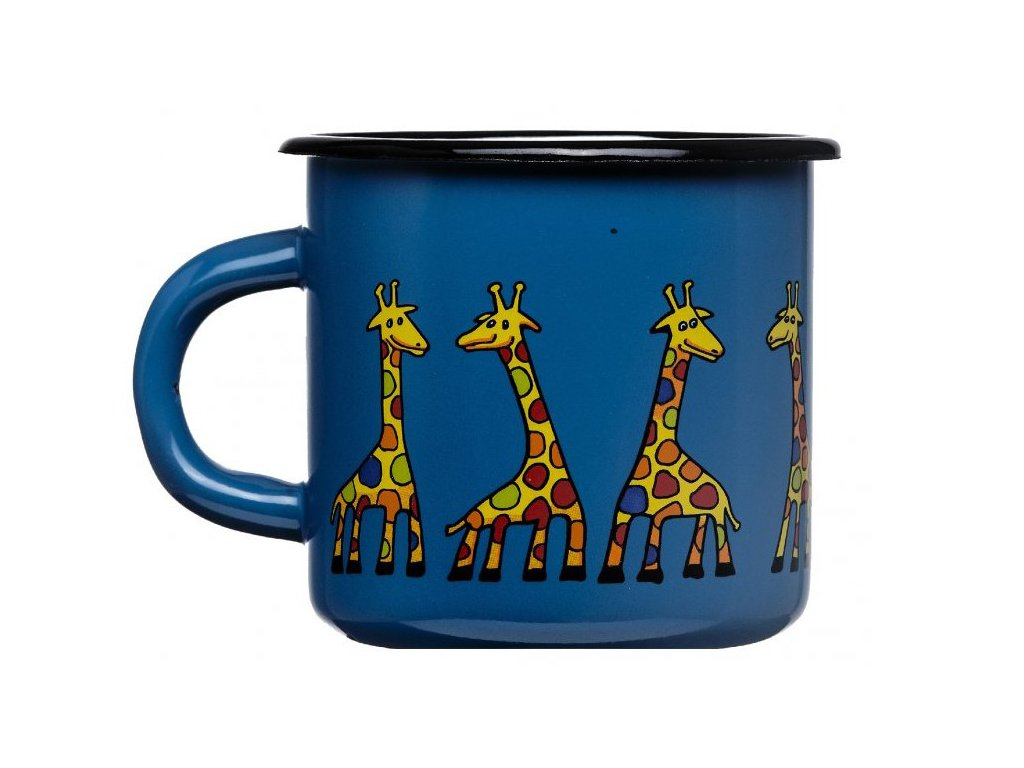 3038 9 mug with a giraffe