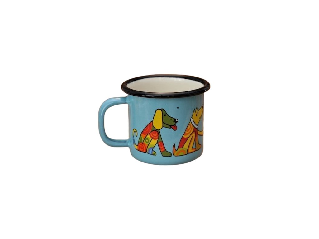 3152 mug with dog