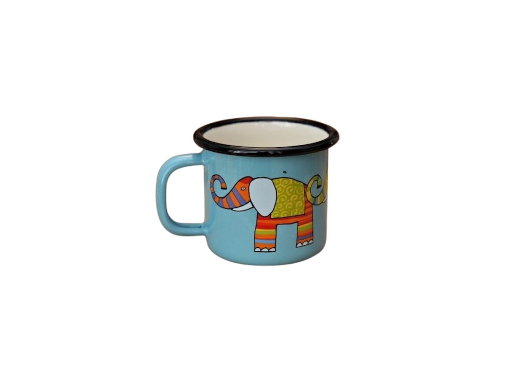 3212 mug with an elephant