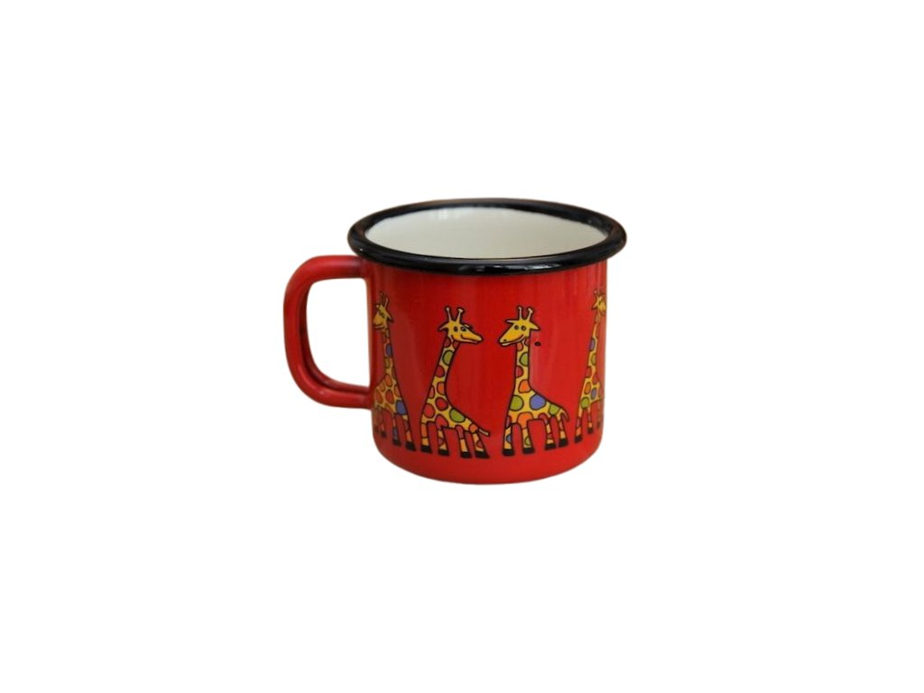 3218 mug with a giraffe