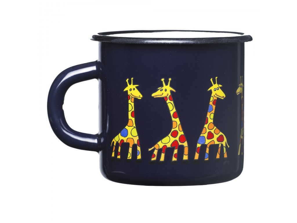 3281 4 mug with a giraffe