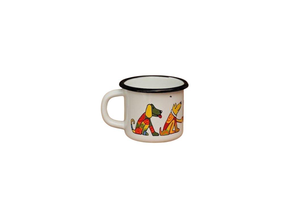 3314 mug with a dog