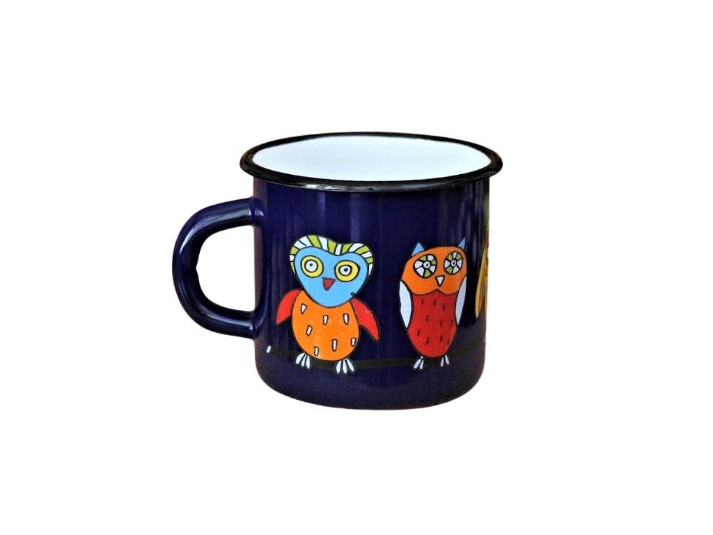 3392 mug with an owl