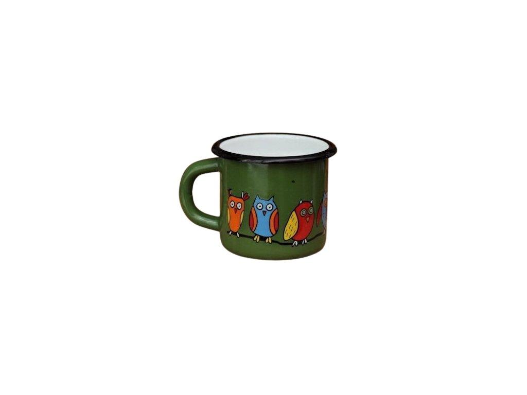 3530 mug with an owl