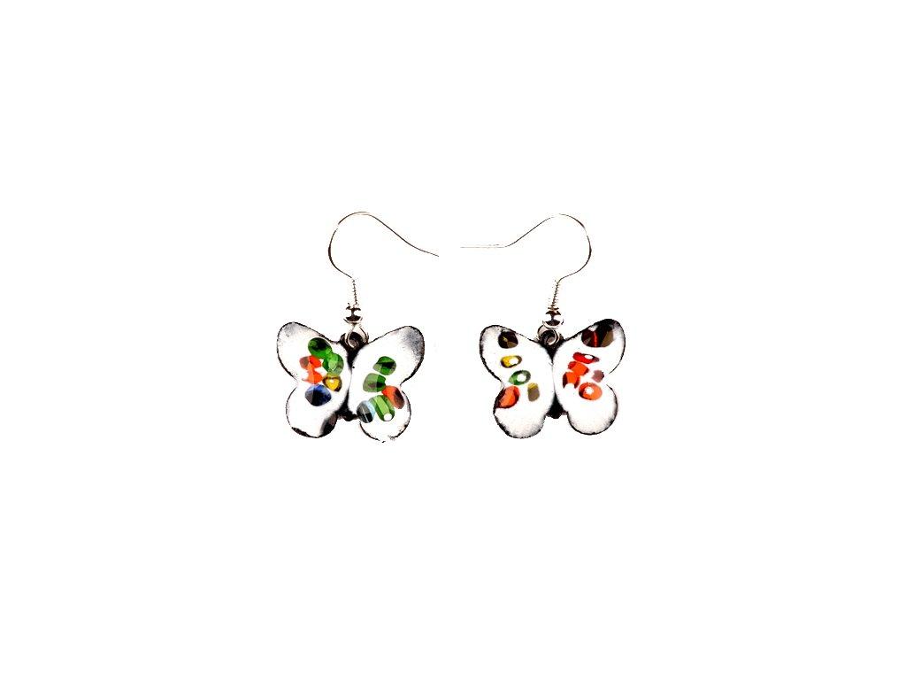 494 butterfly earrings