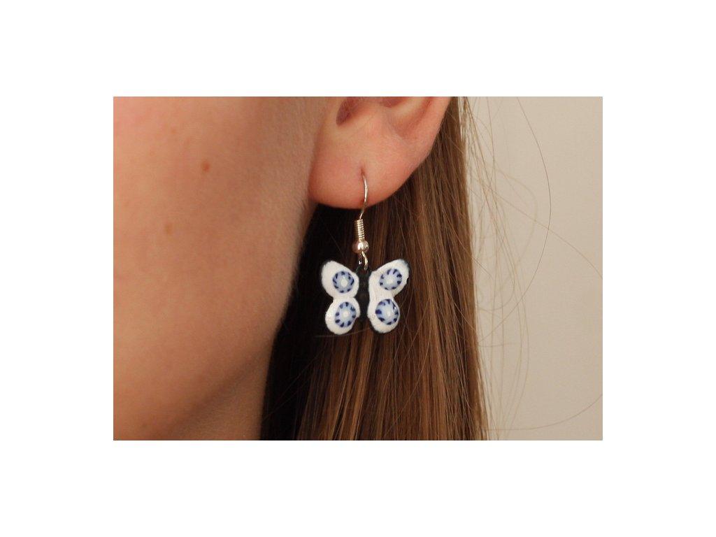 506 butterfly earrings
