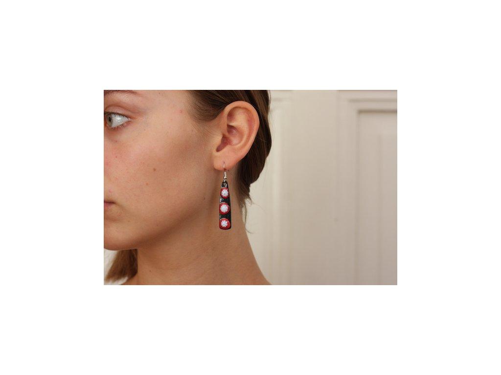 578 abstract earrings