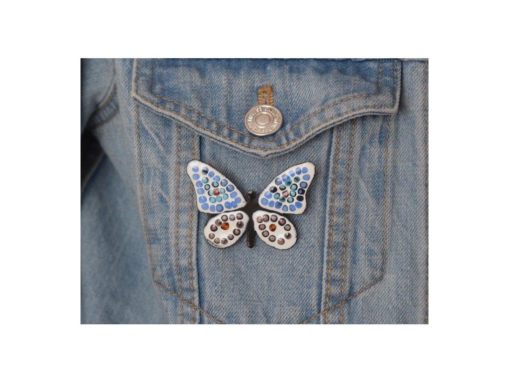 701 brooch butterfly