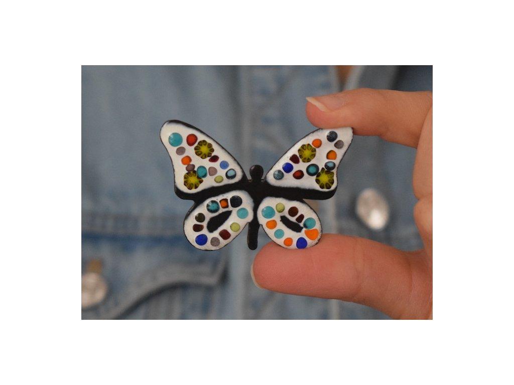 716 brooch butterfly