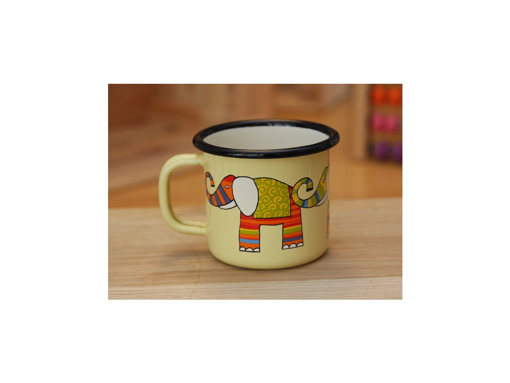 Mug - elephant