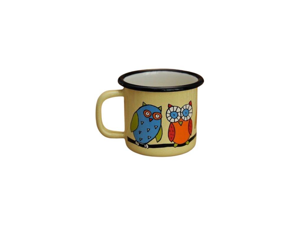 891 mug with owl