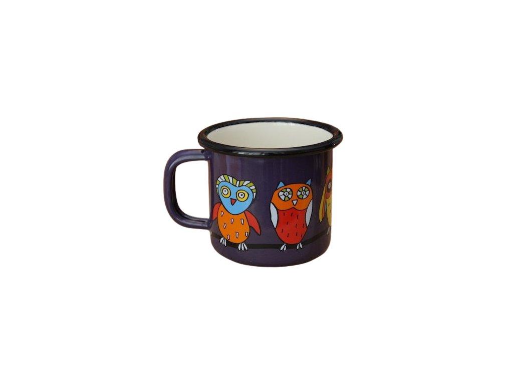 909 mug with owl