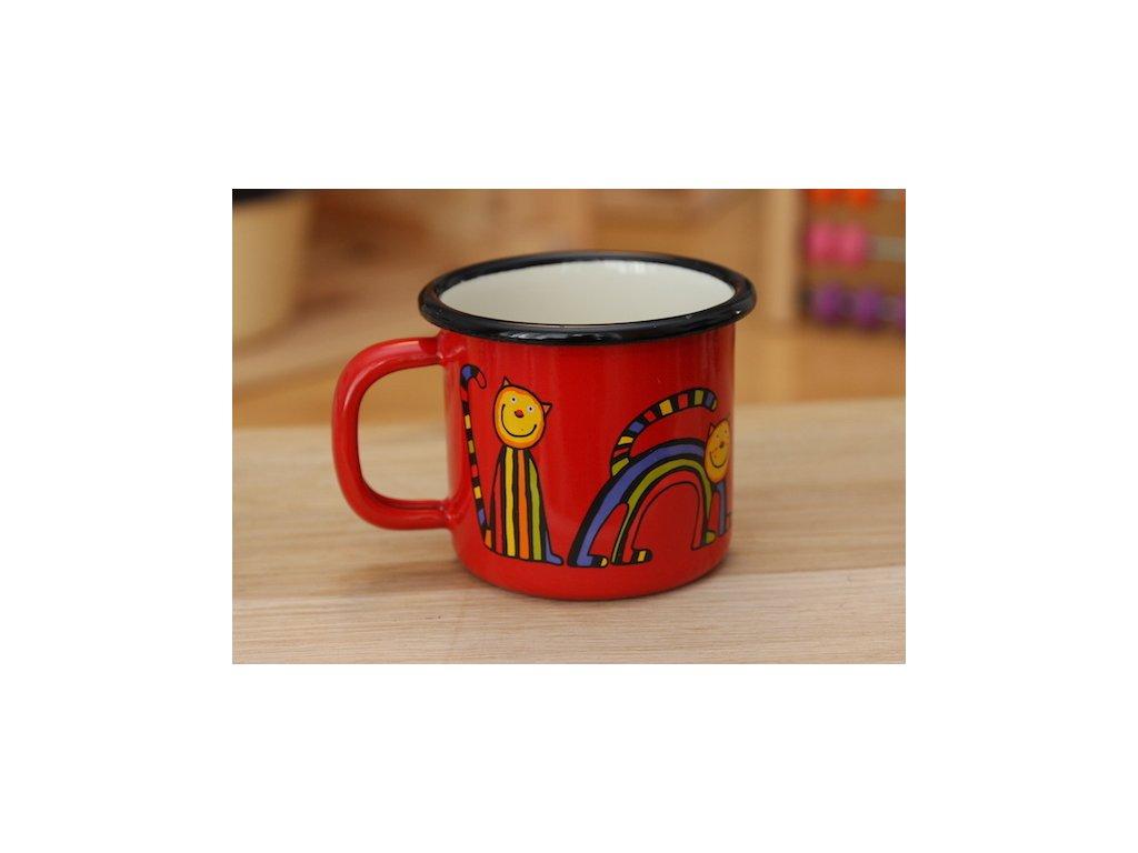 Mug with cat