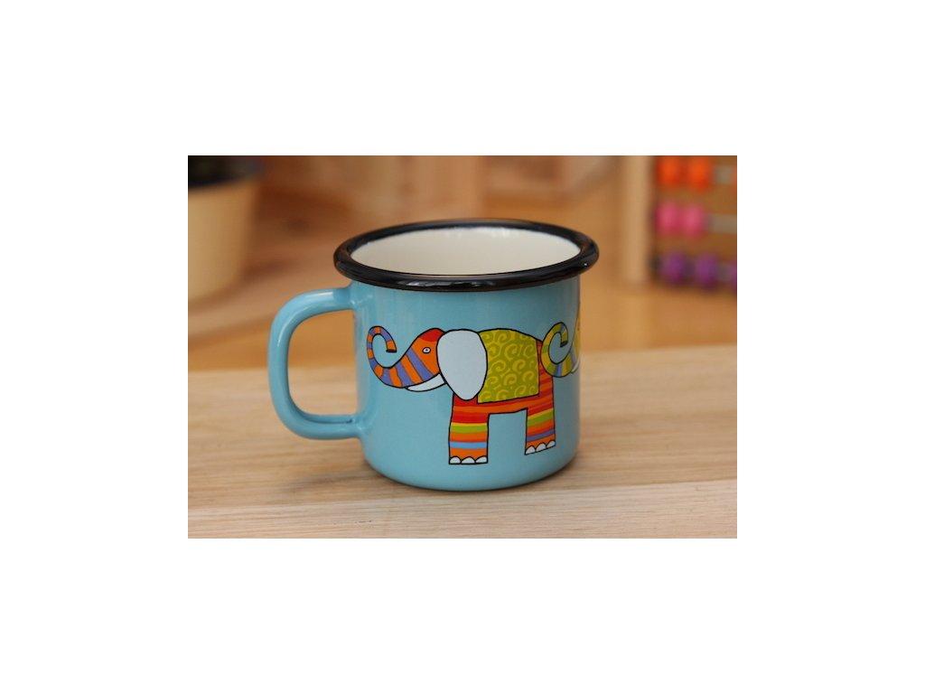 Hrneček se slonem/ Mug with an elephant