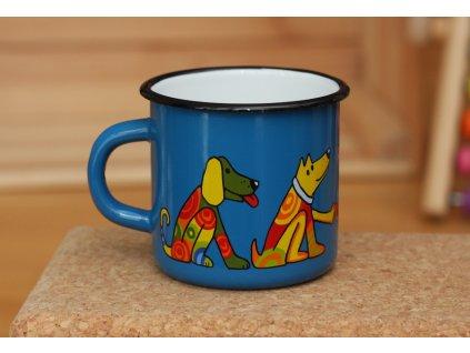 Mug with a dog